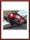 2007 Casey Stoner signed Ducati Photo