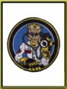 Large Valentino Rossi The Doctor Sew-On Patch